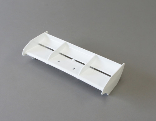Mugen Seiki Lightweight High Down Force Wing (White)