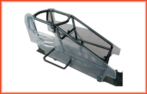 CDK Bodies G6/G7/Outlaw 3 Side Panels with Right Side Arm Guard
