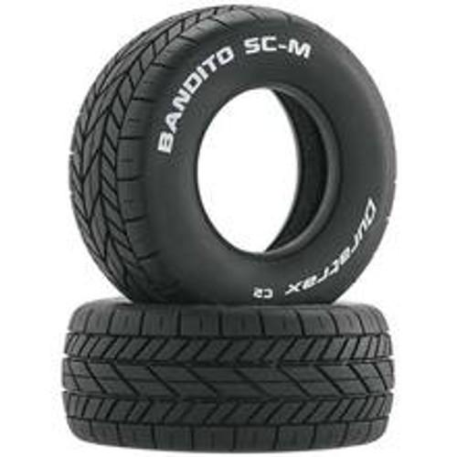 DuraTrax Bandito SC-M Oval Tire C2 (2)