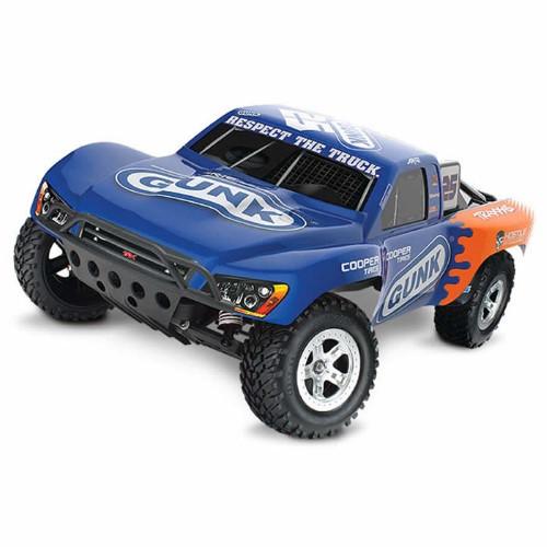 TRAXXAS Slash 1/10 RTR Short Course Truck w/XL-5 ESC, TQ 2.4GHz Radio, Battery & DC Charger (Arie Luyendyk Jr Edition) W/AC Charger