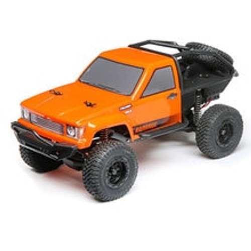 ECX Barrage 1/24 RTR Micro Rock Crawler (Orange) w/2.4GHz Radio