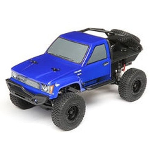 ECX Barrage 1/24 RTR Micro Rock Crawler (Blue) w/2.4GHz Radio