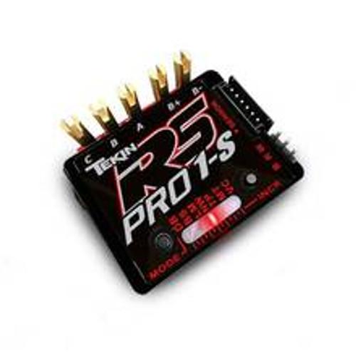 Tekin RS Pro Black Edition BL 1S 1/12 Sensored/Sensorless Brushless ESC