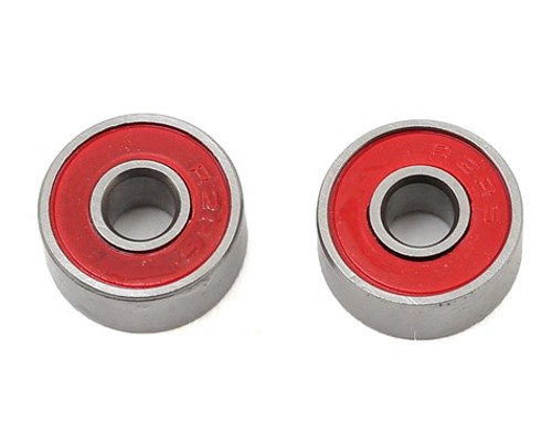 Team Trinity Certified Plus Red Seal Ceramic Motor Bearings (2) (TEP1738)