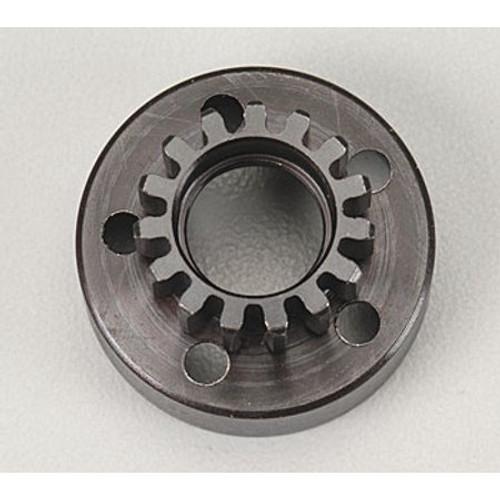 Traxxas Clutch bell (15T) 5x8x0.5mm fiber washer, 5mm e-clip