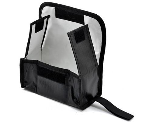 "ProTek RC ""Flak Jacket"" Flame Resistant LiPo Polymer Charging Bag (16x6.5x7cm) (PTK-8120)"