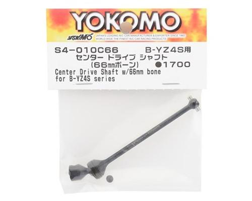 Yokomo 66mm Center Drive Shaft (YOKS4-010C66)