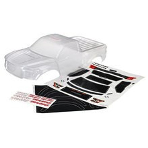 Traxxas 2017 Ford Raptor Short Course Body (Clear) (TRA5826)