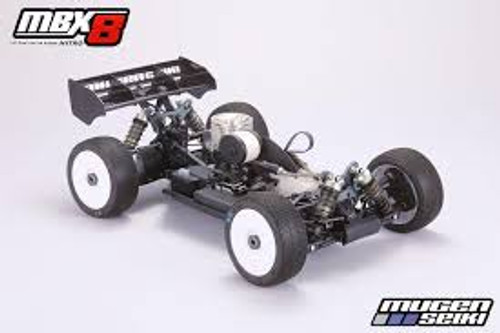 Mugen Seiki MBX8 1/8 Off-Road Competition Nitro Buggy Kit (MUGE2021)