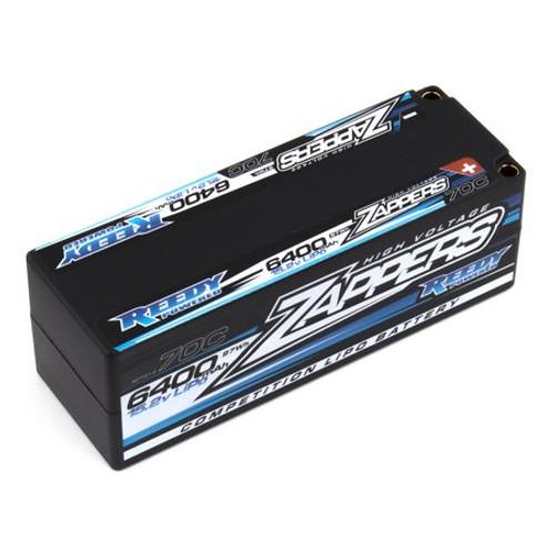 Reedy Zappers 4S Hard Case LiPo 70C Battery (14.8V/6400mAh)