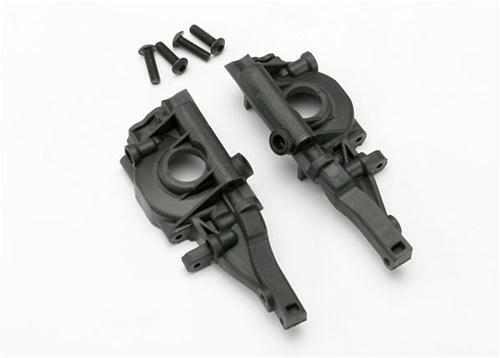 Traxxas Rear Bulkhead w/Hardware (Left & Right Halves)