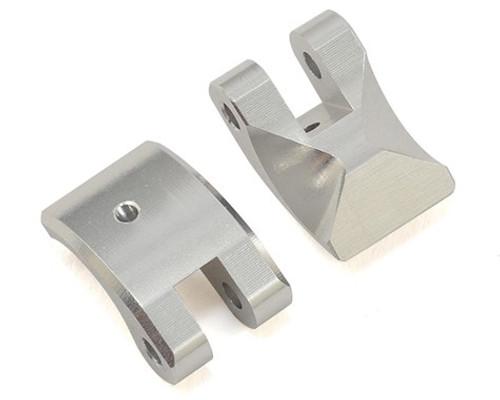 Team Associated 4-Shoe Aluminum Clutch Shoes (2) (Hard) (ASC81375)