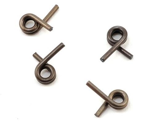 Team Associated 1.10mm 4-Shoe Clutch Springs (4) (ASC81369)