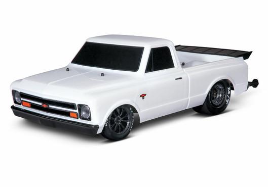 Traxxas Drag Slash 1/10 2WD No Prep Truck w/1967 Chevrolet C10 Body Pre-Orders Ship For Free!