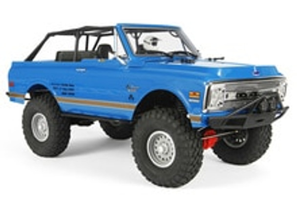 Axial SCX10 II 1969 Chevrolet Blazer 1/10th Scale Electric 4WD - RTR (AX90058)