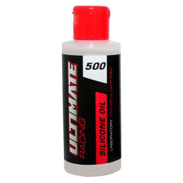 Ultimate Racing  Shock Oil 500 CPS (2OZ)