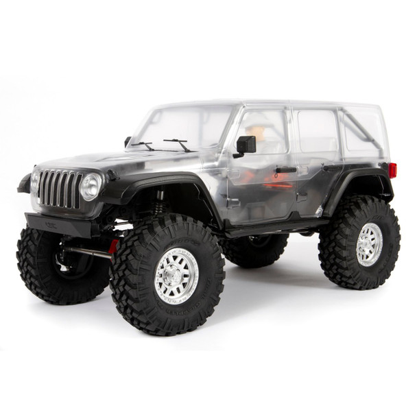 Axial SCX10 III Jeep Wrangler JL 1/10 Scale Rock Crawler Kit w/Portals