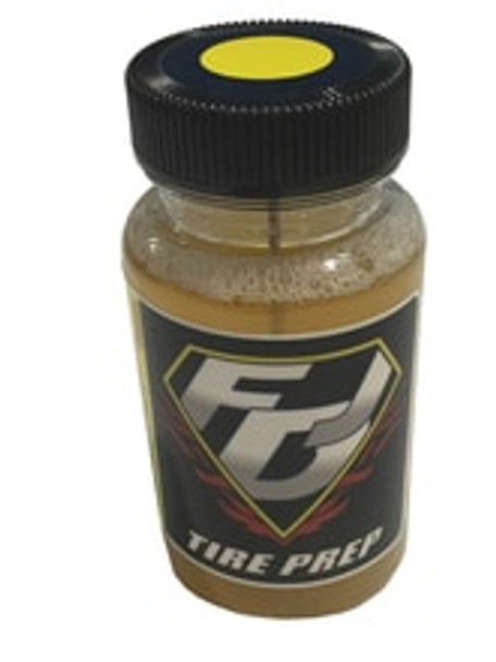FDJ MOTORSPORTS Tire Treatment/Traction Compound - Pineapple (Yellow Dot)