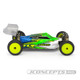 JConcepts S2 TLR 22X-4 Body w/S-Type Wing (Clear) (JCO0429)