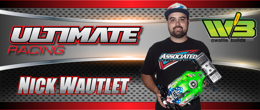 Nick Wautlet to Run Ultimate Racing Engines and offer Engines with Pro Wallie Build Services