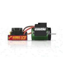 CASTLE CREATIONS SV3 Sidewinder Waterproof ESC, 3800Kv Motor Combo