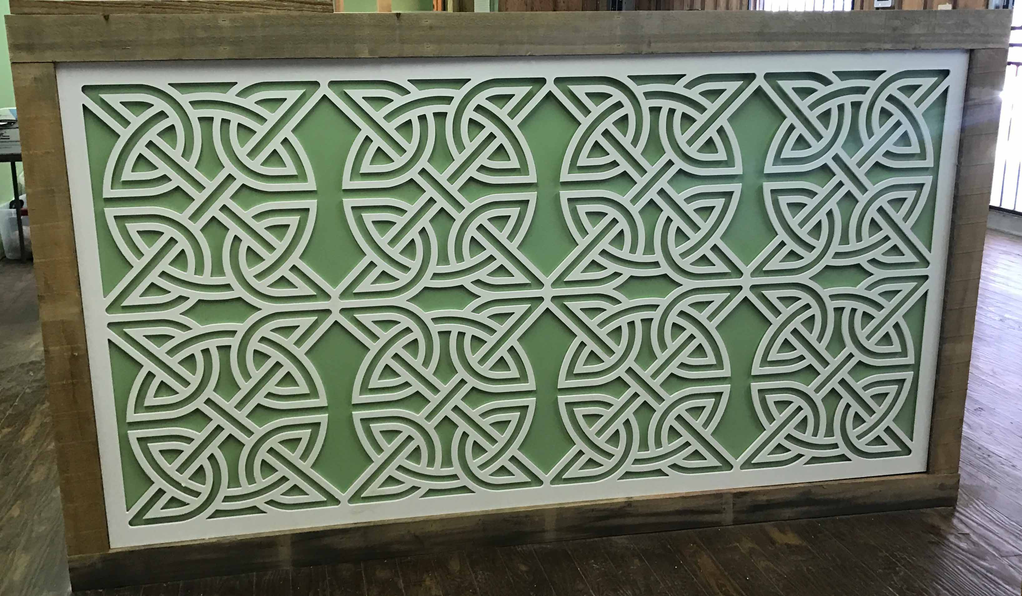PVC WALL DECOR