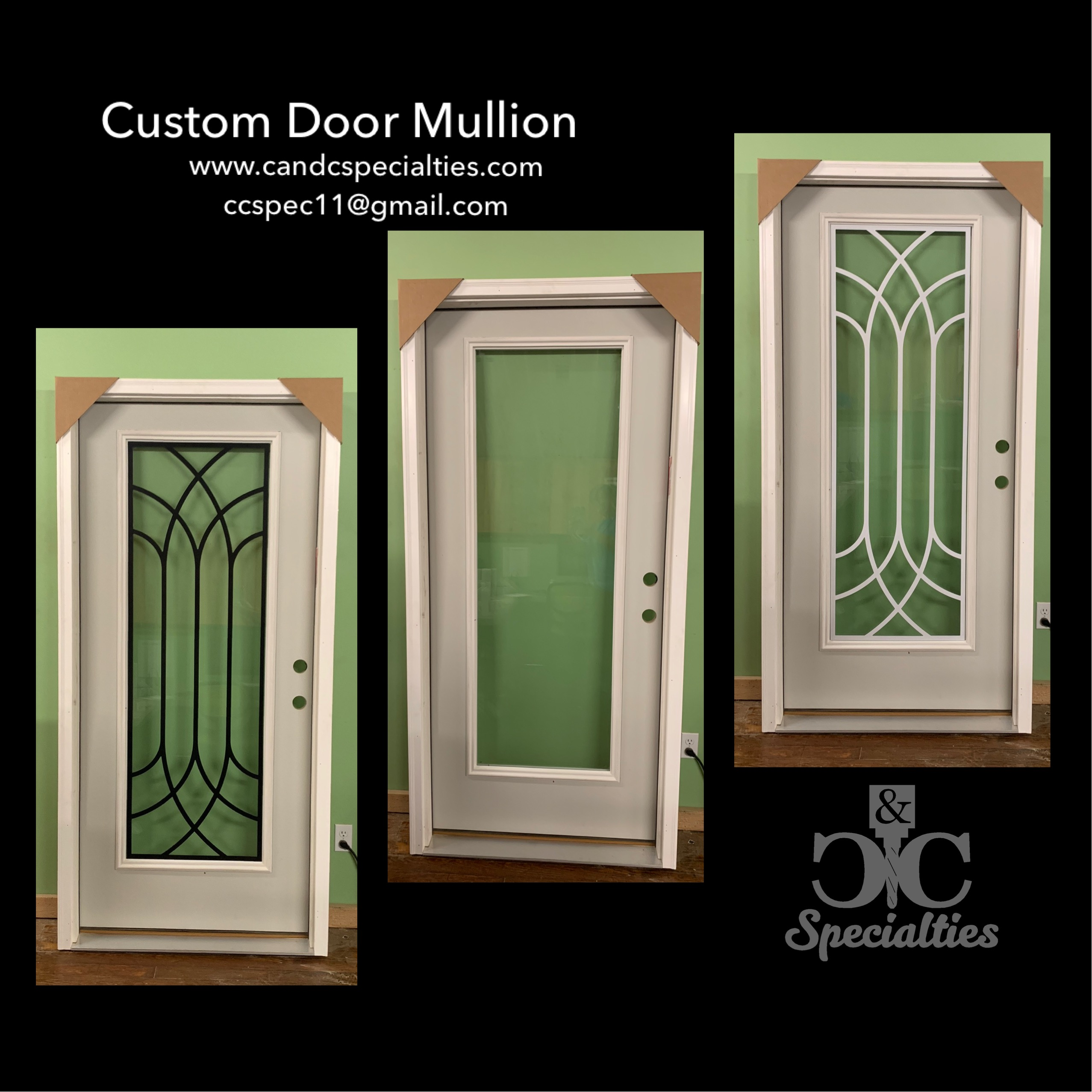 ENTRANCE DOOR MULLION - ACM - WEATHERPROOF