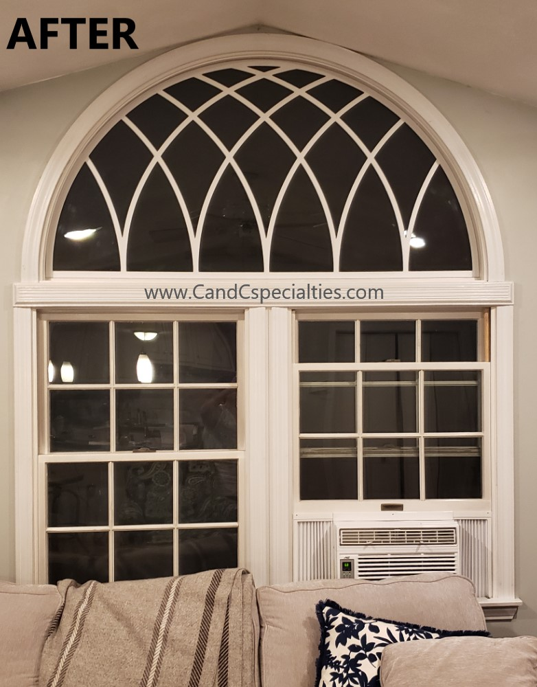 WINDOW TRANSOM AFTER