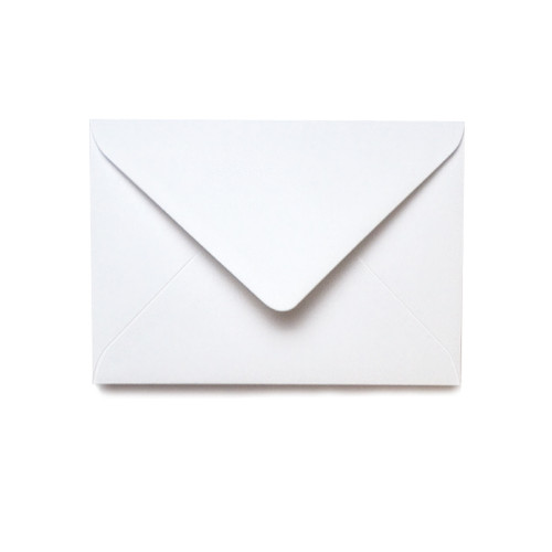 C6 Envelopes, Premium Luxury White