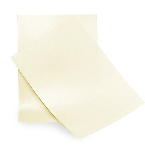 Wholesale Box, A4 Cream Pearl Card (250 pack)