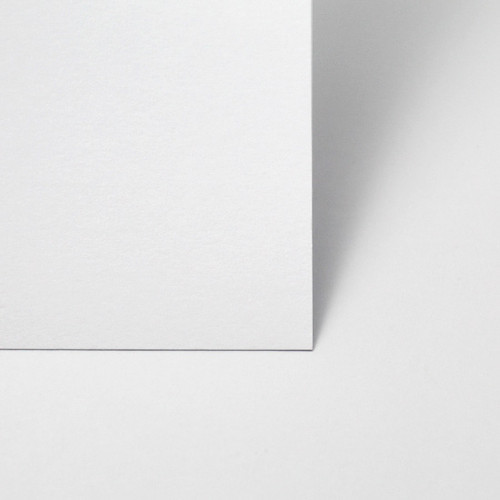 A6 Card Sheets, White Silk 350gsm (50 pack)