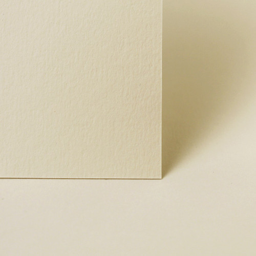 A6 Card Sheets, Cream Matte 260gsm (50 pack)