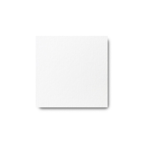 Pocket Insert Card, Square White Matte 300gsm