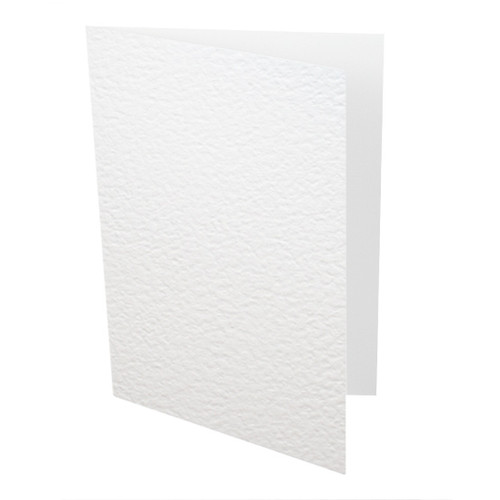 Wholesale Box, A5 White Hammer Card Blanks 260gsm (250 pack)