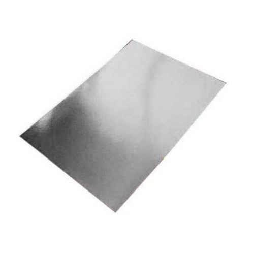 A6 Mirror Card Sheets - Silver (50 pack)