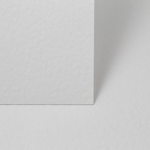 A5 White hammer card sheets