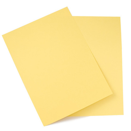 A4 Mustard Yellow Paper, 140gsm