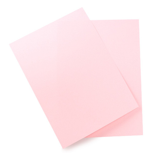 A4 Blossom Pink Paper, 140gsm
