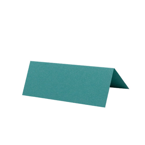 Place Cards, Teal Green Matte