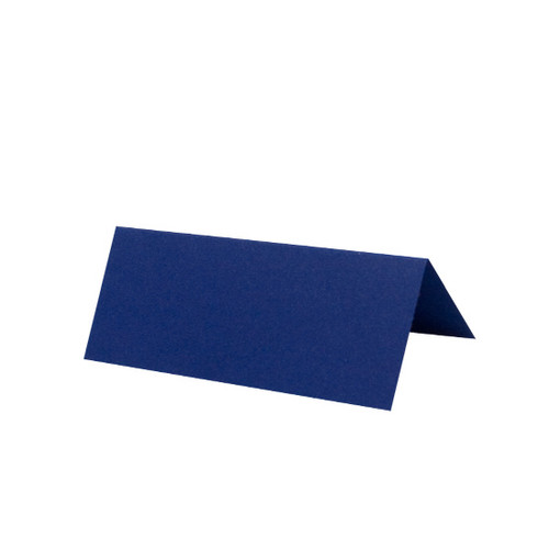 Place Cards, Midnight Blue Matte