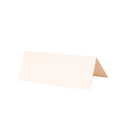 Place Cards, Pale Coral Pearl