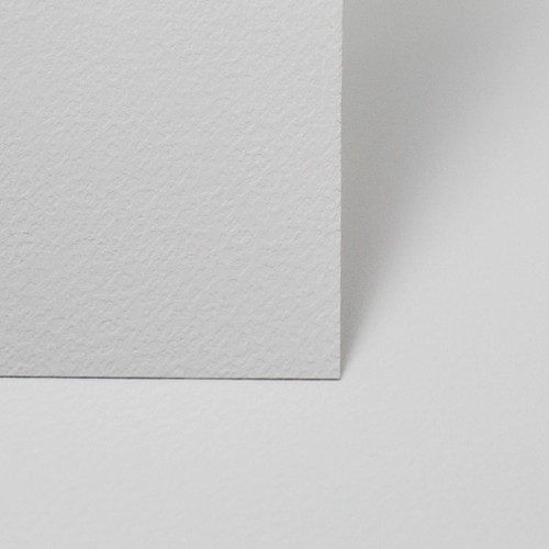 A4 Card, White Fizz Embossed 260gsm
