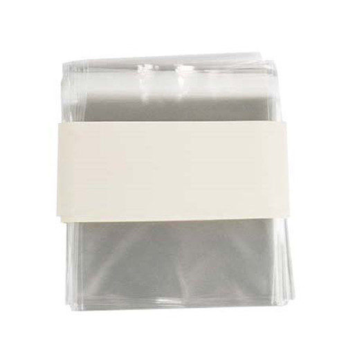 Large Square Cello Bags, Peel & Seal
