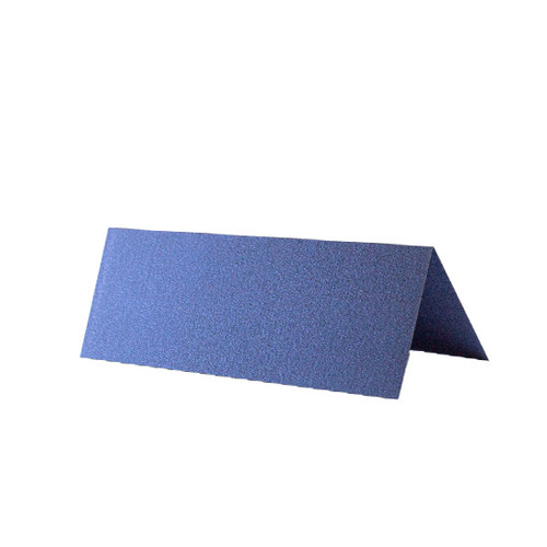 Place Cards, Moonlight Blue Pearl