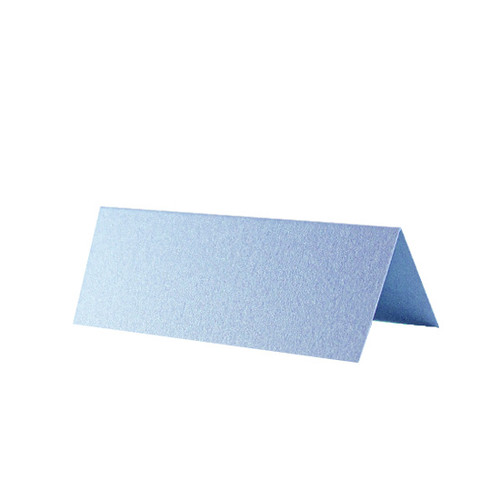 Place Cards, Sky Blue Pearl