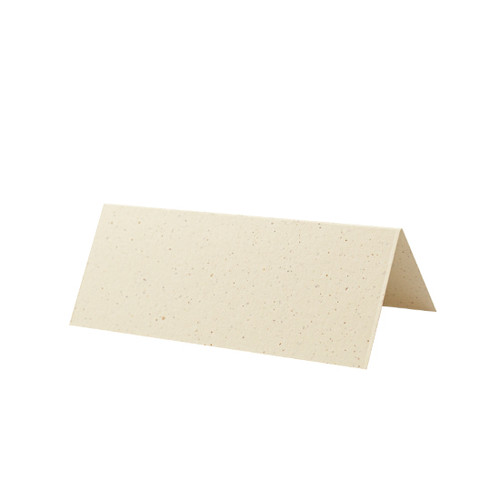 Place Cards, Recycled Ivory Grain