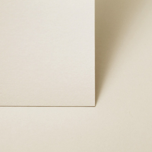 5 x 7 Ivory smooth card sheets