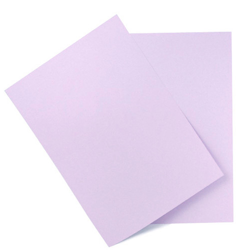 A4 Lilac Card 270gsm