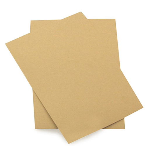 A4 Paper, Recycled Brown Kraft