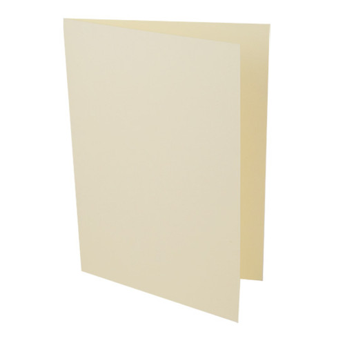 Wholesale Box, A6 Cream Matte Card Blanks 260gsm (500 pack)